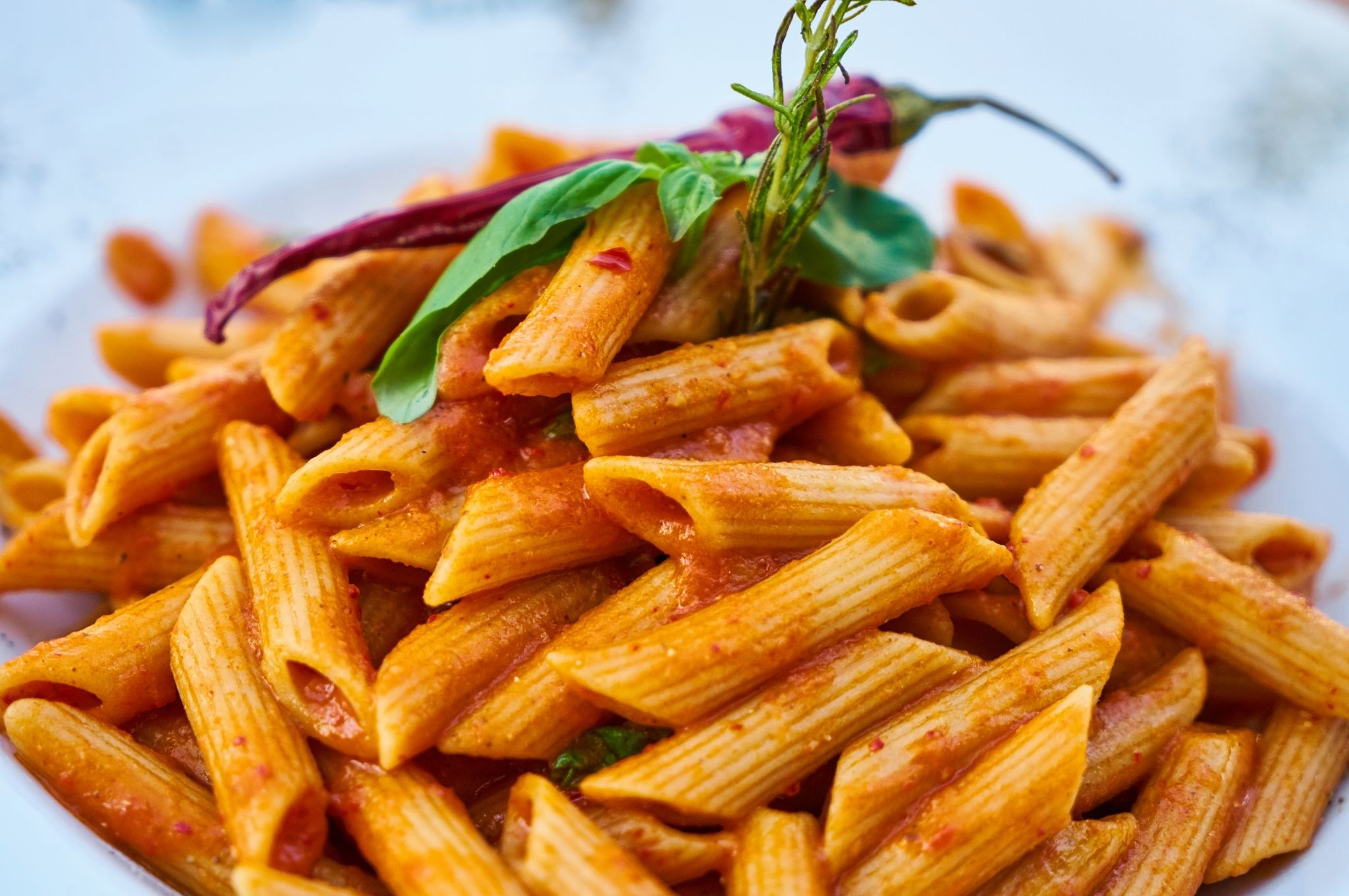 Image of pasta meal